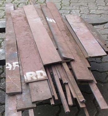 Hardox 500 - Reststücke aus Blechtafeln 10KG