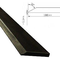 Hardox-Schneide-Messerschiene 100