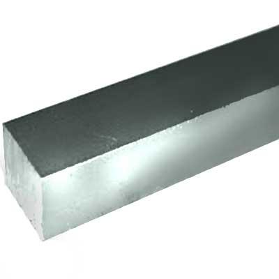 Silberstahl S235JR vierkant