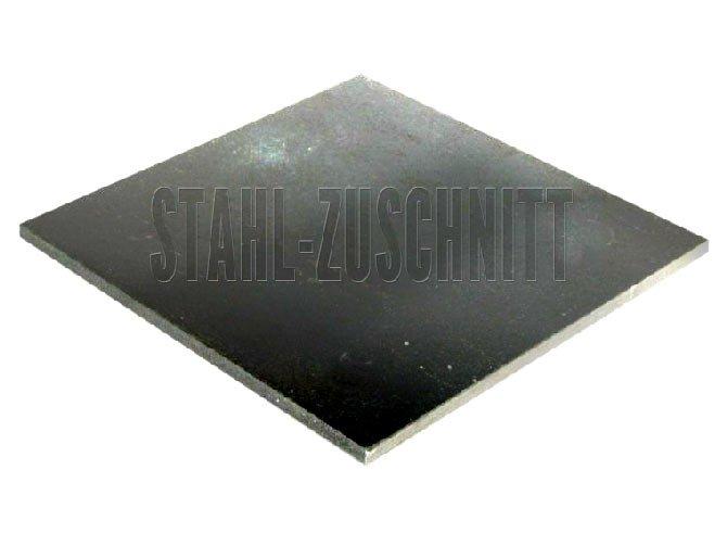 Stahl-Platten-Zuschnitt