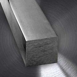Stahl Vierkant C45