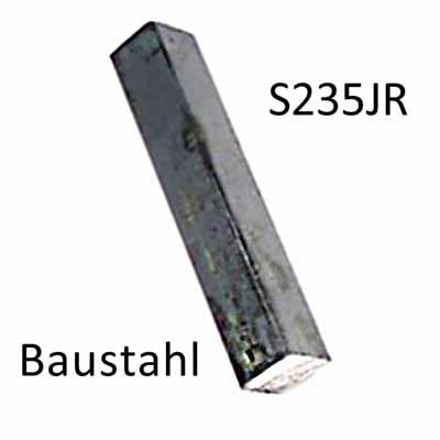 Vierkantstahl S235JR