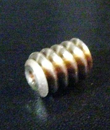 Schnecke Modul 0,5 Rechts d=5,0mm