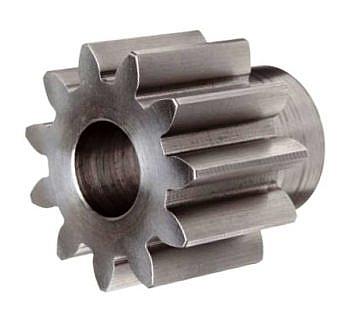 Stirnzahnrad  Mo.3.0 Stahl C45 gefraest