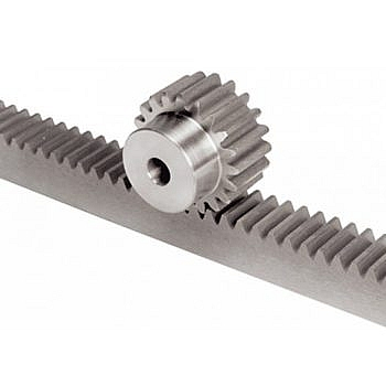 Zahnstange - Stahl C45 Modul 3.0
