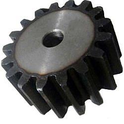 Stirnzahnrad Mo. 6.0 Stahl C45 gefraest - Zähne gehaertet, Zahnrad kaufen