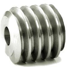 Schnecke Modul 0,3 Rechts d=3,5mm - Stahl